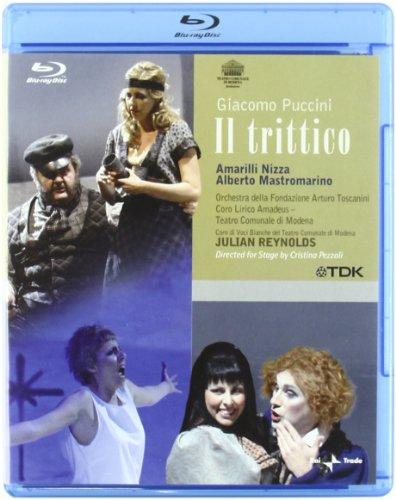 Il Trittico [Blu-ray]