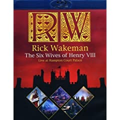 The Six Wives Of Henry VIII [Blu-ray]