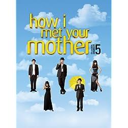 How I Met Your Mother: Season Five