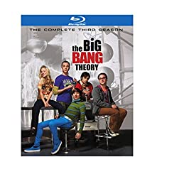 The Big Bang Theory: The Complete Third Season [Blu-ray]