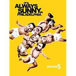 It's Always Sunny in Philadelphia: Season 5 [Blu-ray]