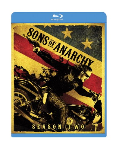 Sons of Anarchy: Season Two  [Blu-ray]