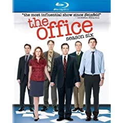 The Office: Season Six  [Blu-ray]