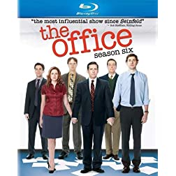 The Office: Season Six  [Blu-ray]