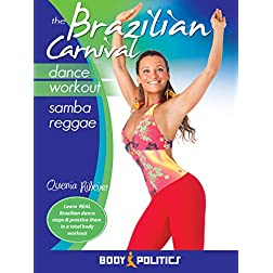 The Brazilian Carnival Dance Workout: Samba Reggae