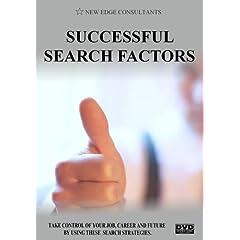 SUCCESSFUL JOB SEARCH FACTORS