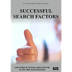 SUCCESSFUL JOB SEARCH FACTORS