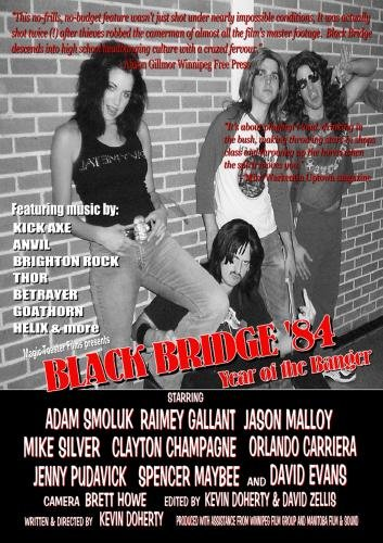 Black Bridge '84: Year of the banger