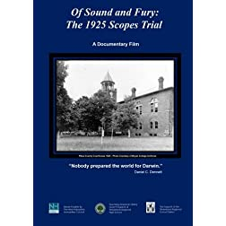 Of Sound and Fury: The 1925 Scopes Trial