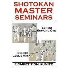 Shotokan Master Seminars: Competition Kumite
