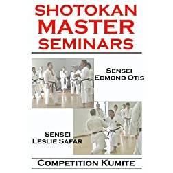 Shotokan Master Seminars: Competition Kumite