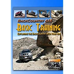 Backcountry 4x4 Basic Training