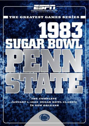 ESPN Greatest Games: 1983 Penn State Sugar Bowl