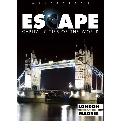 Escape: Capital Cities of the World - London and Madrid