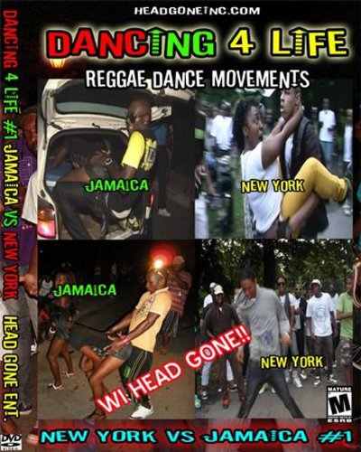 Dancing 4 Life #1 Jamaica vs New York