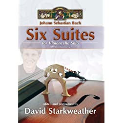 Six Suites for Violoncello Solo