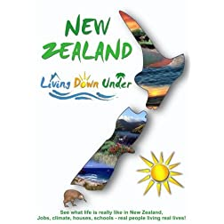 New Zealand Living Down Under