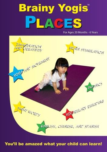 Brainy Yogis:  Places for 20 months to 6 years