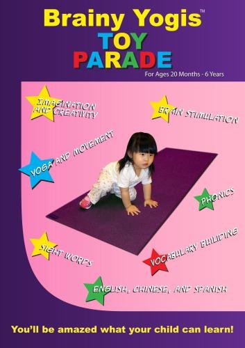Brainy Yogis: Toy Parade