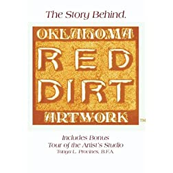 The Story Behind Oklahoma Red Dirt Artwork TM