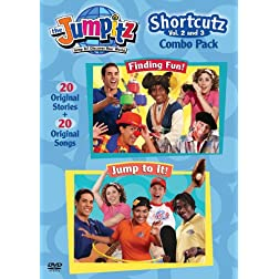 The Jumpitz Shortcutz Vol 2 & Vol 3 Combo Pack