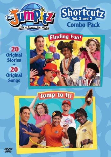 The Jumpitz Shortcutz Vol 2 & Vol 3 Combo Pack