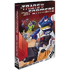 Transformers: Season 2, Volume 2 (25th Anniversary Edition)