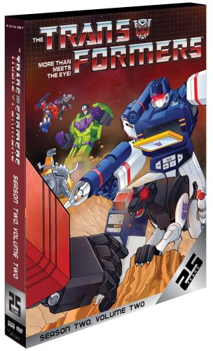 Transformers: Season 2, Volume 2 (25th Anniversary Edition)