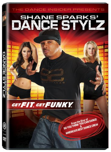 Dance Insider Presents: Shane Sparks' Dance Stylz