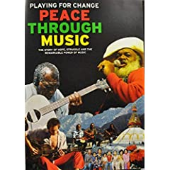 Playing For Change: Peace Through Music [Amazon.com Exclusive]