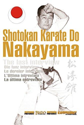 Shotokan Karate Nakayama