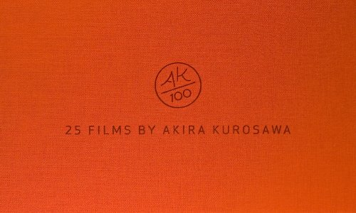 AK 100: 25 Films of Akira Kurosawa (Criterion Collection)