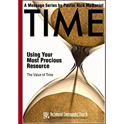 Time: The Value of Time