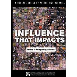 Influence That Impacts:  Barriers To An Impacting Influence