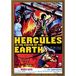 hercules in the center of the earth
