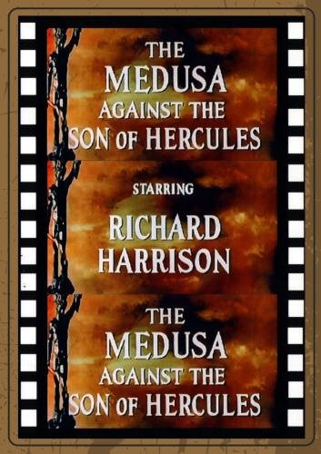 medusa against the son of hercules