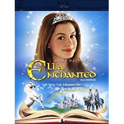 Ella Enchanted (Ws Dub Ac3 Dts) [Blu-ray]