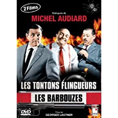 Michel Audiard, Les tontons flingueurs + Les Barbouzes (French only)