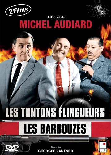 Michel Audiard, Les tontons flingueurs + Les Barbouzes (French only)