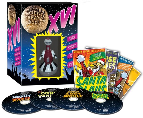 Mystery Science Theater 3000: XVI [Limited Edition]