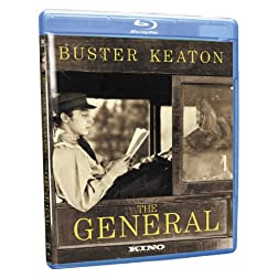 The General (1926) (Silent) [Blu-ray]