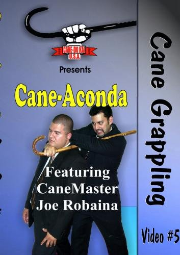 Cane Self Defense, Cane Aconda, Cane Grappling