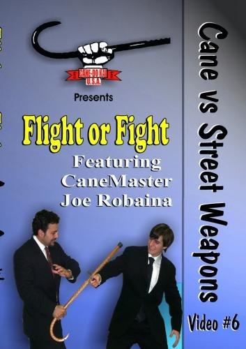 Cane Self Defense, Flight, or Fight