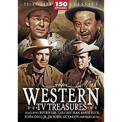 Western TV Treasures- 150 Episodes