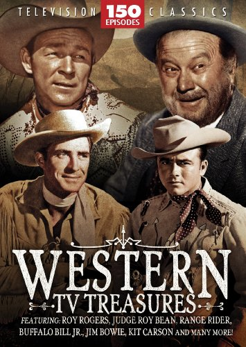 Western TV Treasures- 150 Episodes