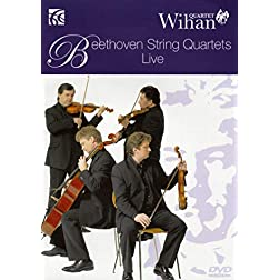 Wihan Quartet: Beethoven String Quartets Live