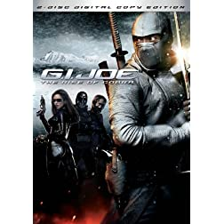 G.I. Joe: The Rise of Cobra (Two-Disc Edition)