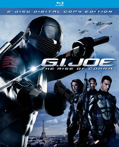 G.I. Joe: The Rise of Cobra (Two-Disc Edition + Digital Copy)  [Blu-ray]