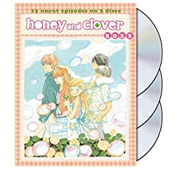 Honey & Clover Box Set 2