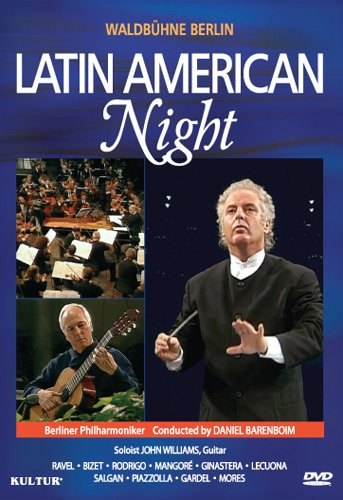 Waldbuhne Concert: Latin American Night